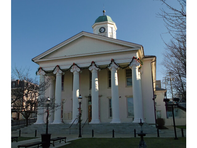 Centre County Courthouse image