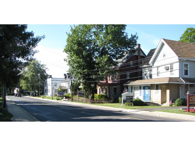 Main Street Chalfont image