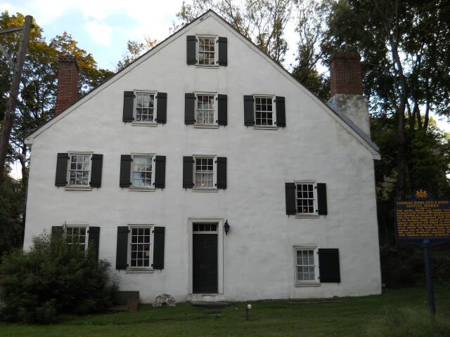 Rowland House  Cheltenham PA 04 image