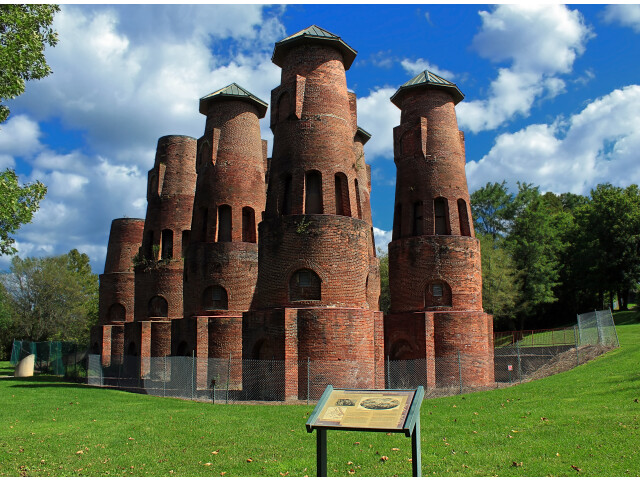 Coplay Cement Company Kilns in Saylor Park image