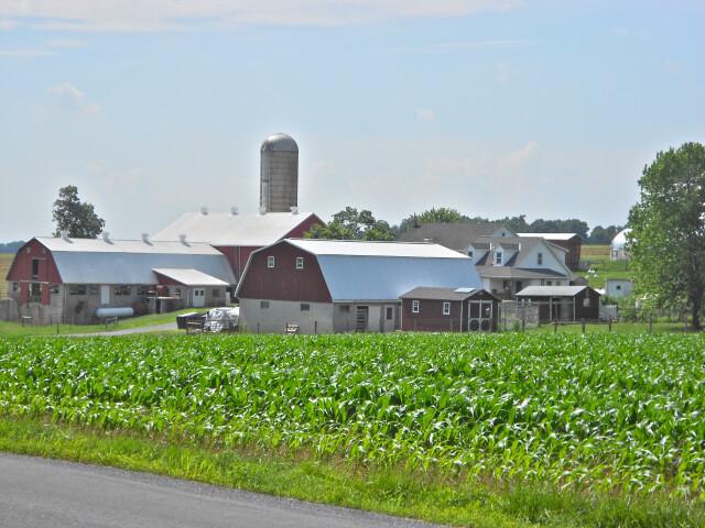 Farm Eden TWP LanCo PA image