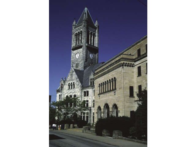 Fayette County Courthouse  Uniontown image