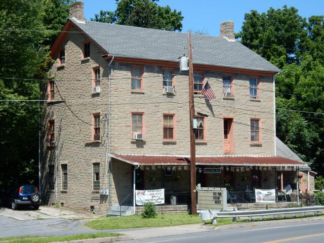Freeman House  Freemansburg PA image