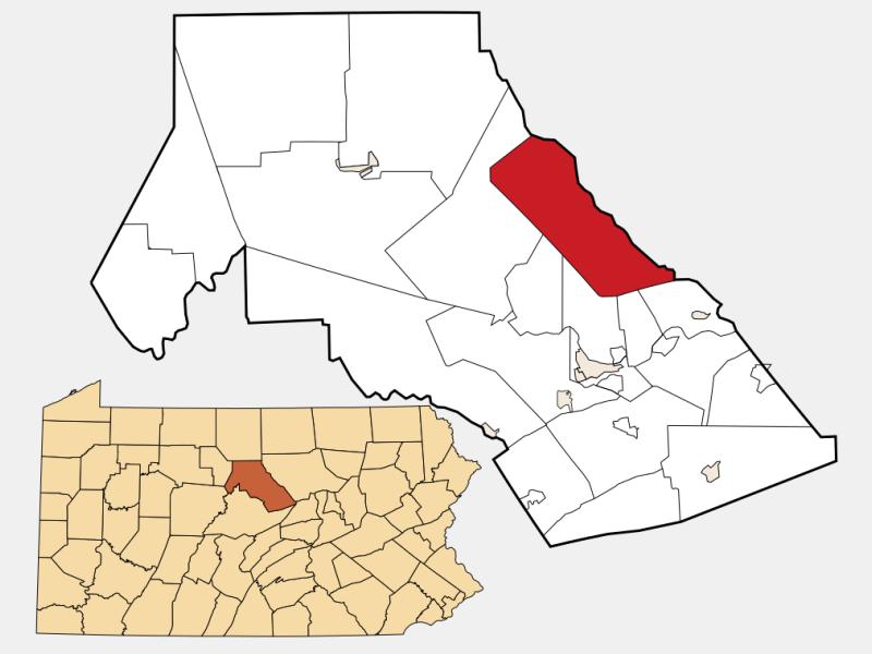 Gallagher locator map