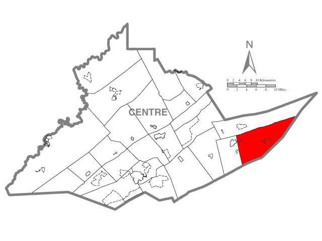 Haines locator map