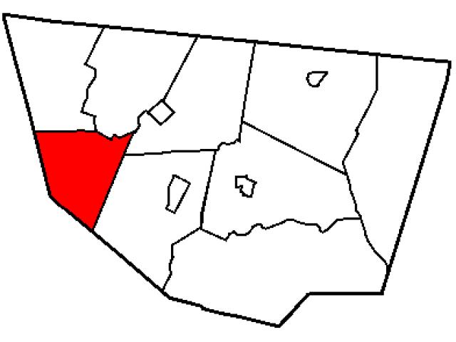 Hillsgrove location map