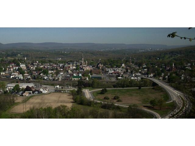 Hollidaysburg Pennsylvania skyline image