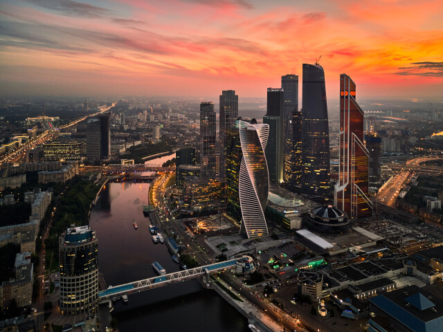 Moscow-City '36211143494' image