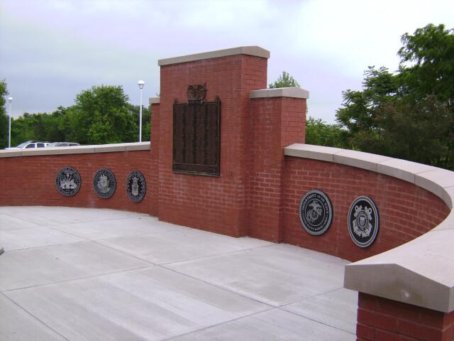 Jefferson Hills War Memorial image