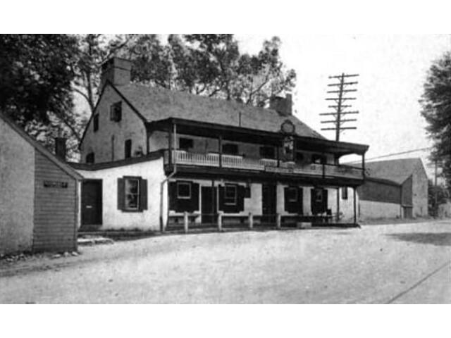 King of Prussia Inn 1919 image