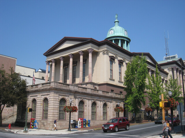 Lancaster County Courthouse - IMG 7712 image