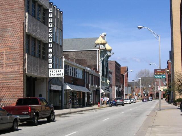Latrobe PA MainStreet image