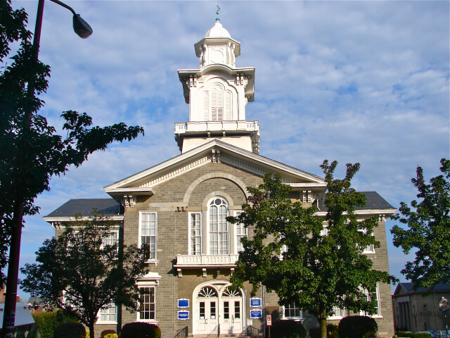 2011 - Old Lehigh County Courthouse image