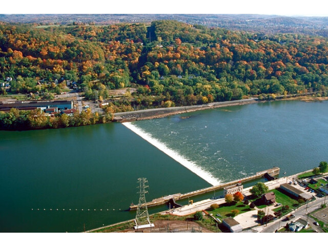 Allegheny River Lock and Dam No.4 image