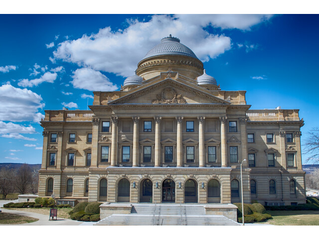 Luzerne County Courthouse flickr image
