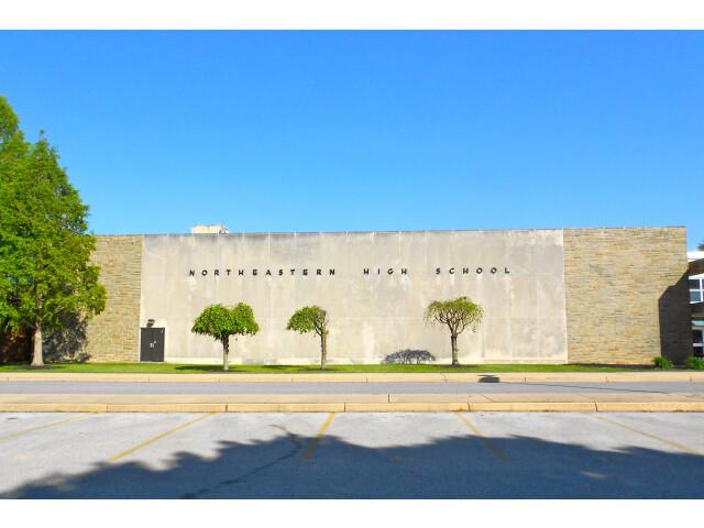 NE High School Manchester PA image