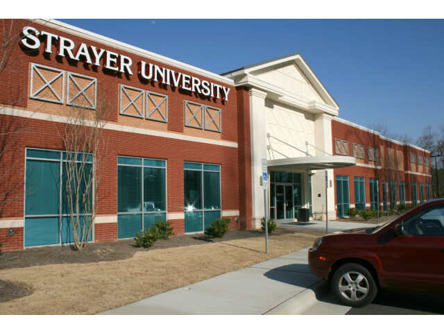 2009-03-06 Strayer University in Morrisville image