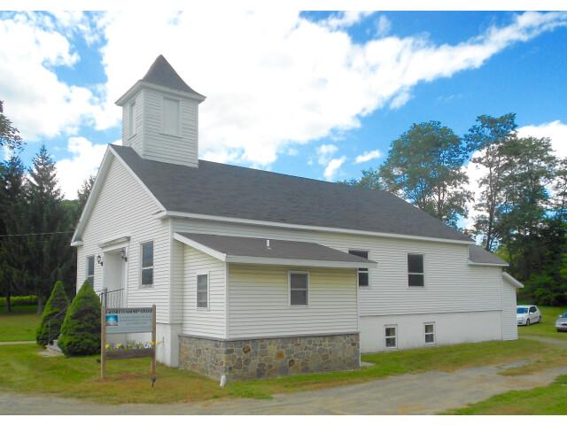 Lakeside Community Church New Milford Township  Susquehanna County  PA image