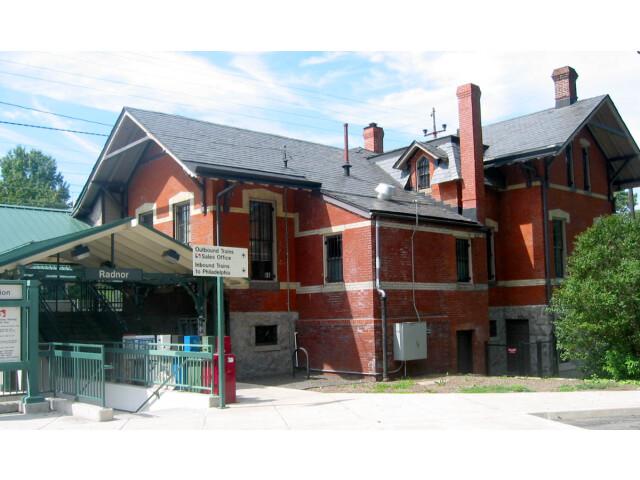 Radnor Station Pennsylvania image