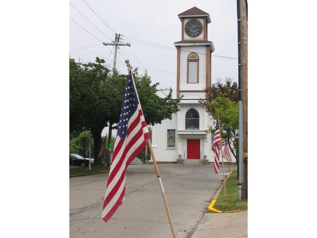 Saxonburg PA Memorial Church image