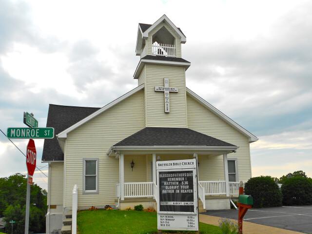 Bressler PA Bible church image