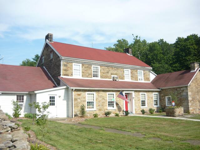 Kingston House Johnston House Pa 2012 image