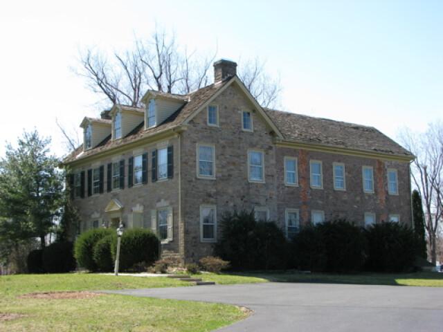 Nathaniel Irwin House image