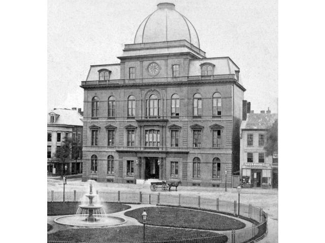 Charlestown  Massachusetts  City Hall image