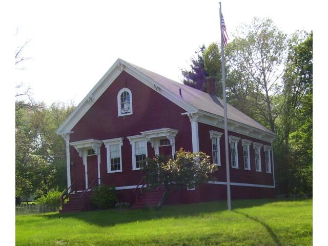 Forestdale school in Rhode Island image