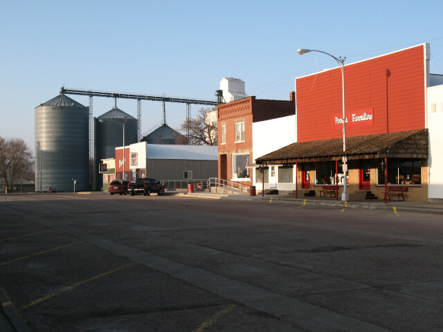 Avon SD Main Street image