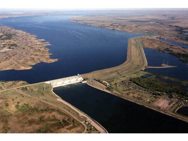 USACE Fort Thompson Big Bend Dam image