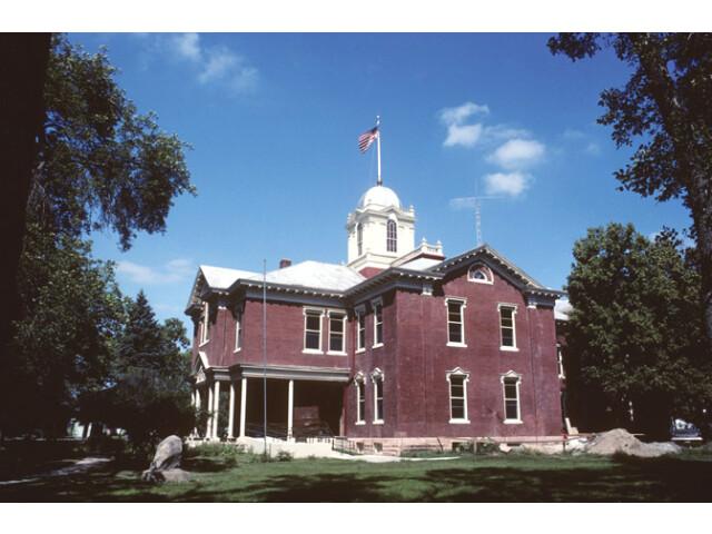 Kingsbury County Courthouse image