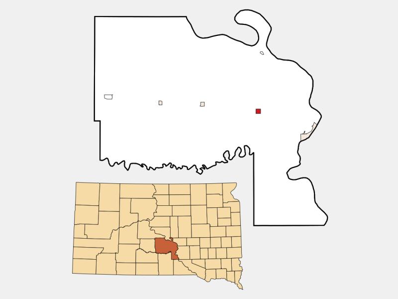 Reliance locator map