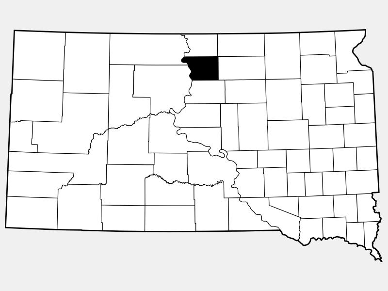 Walworth County location map