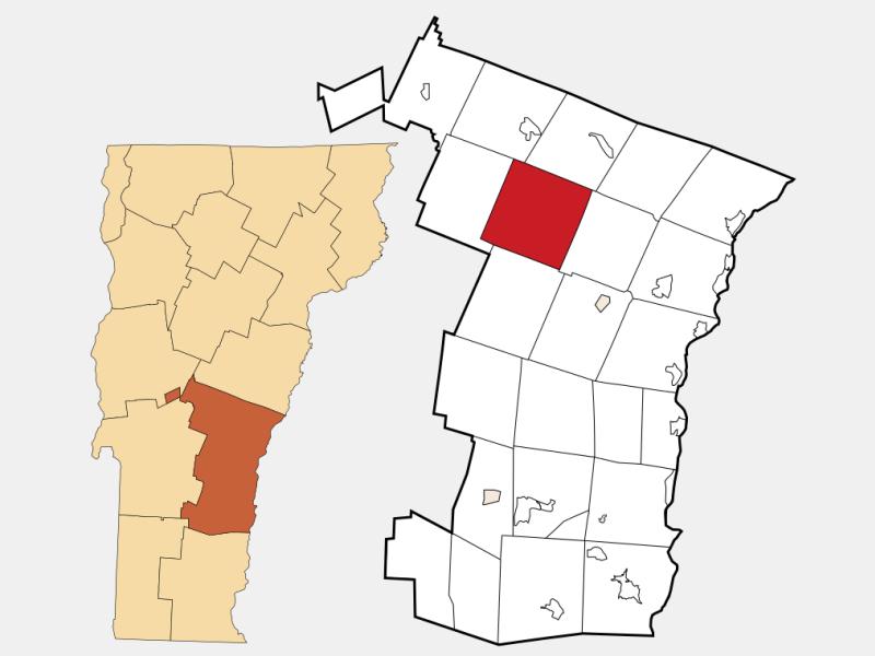 Barnard locator map