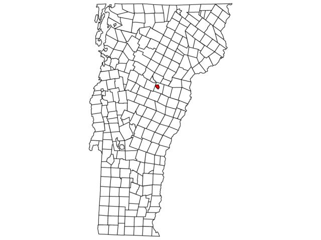 Barre locator map
