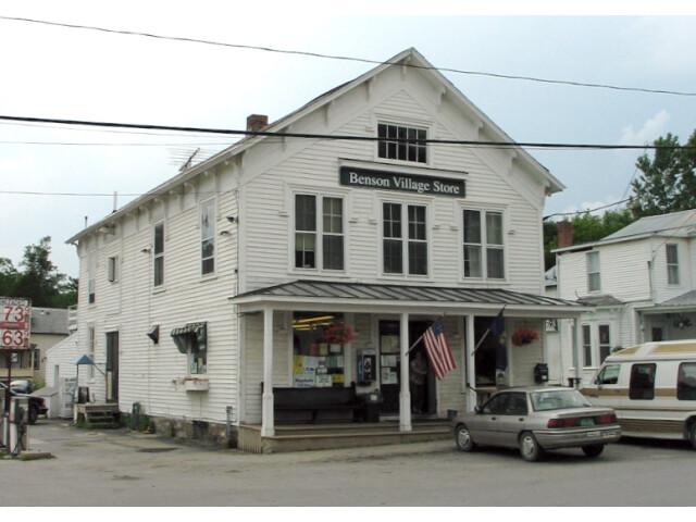 Benson Vermont 20040701 image
