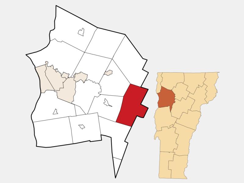 Bolton location map