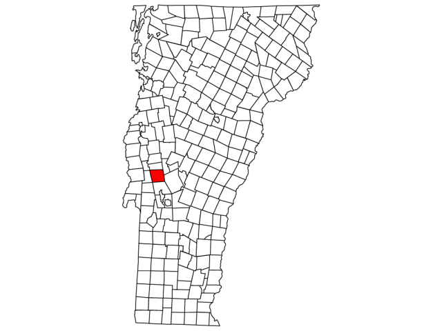 Brandon locator map