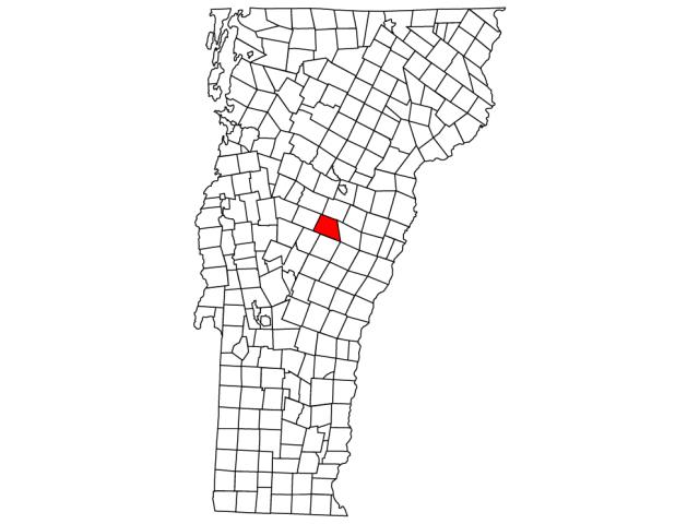 Brookfield location map