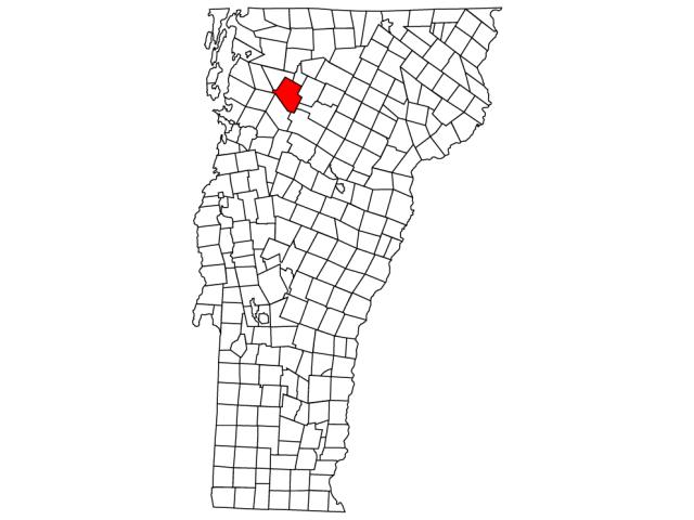 Cambridge locator map