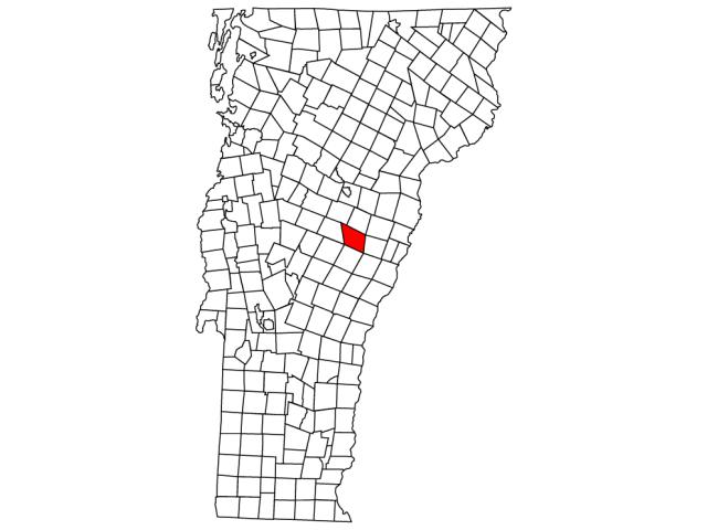 Chelsea locator map