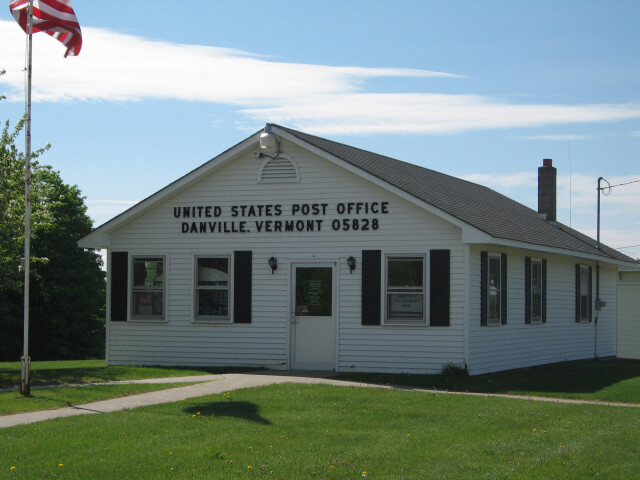 Danville VT Post Office image