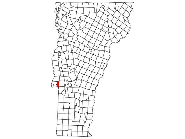 Fair Haven locator map