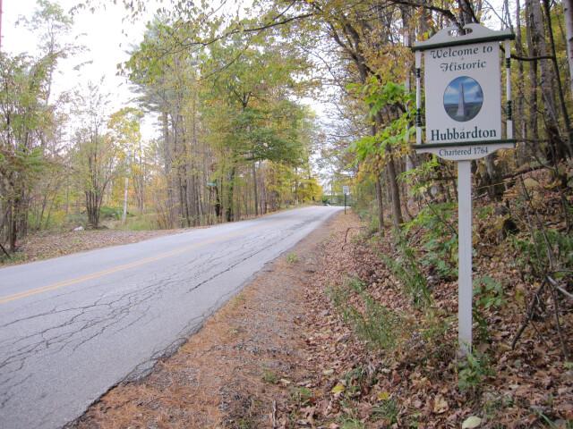 Hubbardton-sign image
