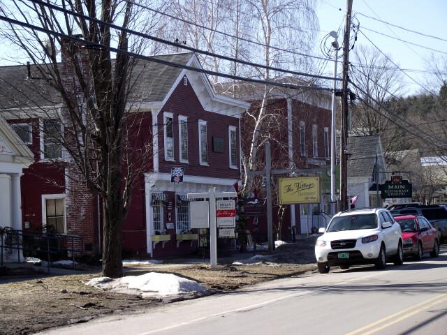 Jeffersonville VT Historic District image