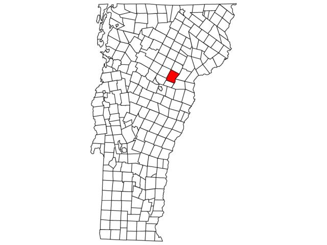 Marshfield location map