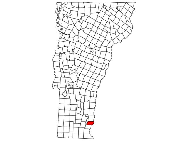 Putney locator map