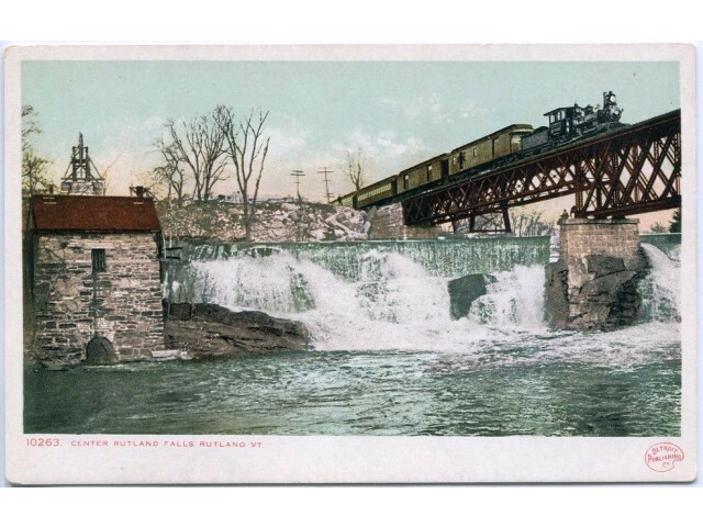 Center Rutland Falls  Rutland  VT image