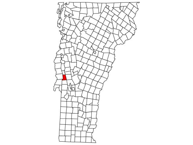 Sudbury locator map